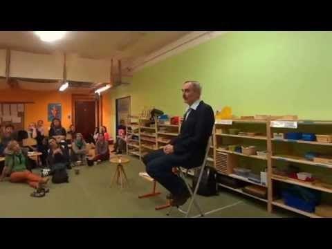Ondřej Hausenblas: beseda - Blog ZŠ Montessori
