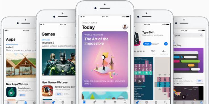 Apple vuelve a recordar a los desarrolladores que las apps de 32 bit no funcionarán en iOS 11 - https://www.actualidadiphone.com/apple-vuelve-recordar-los-desarrolladores-las-apps-32-bit-no-funcionaran-ios-11/