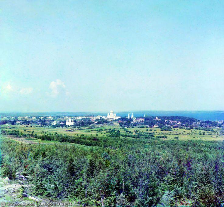 Petrozavodsk, 1916. By Prokudin-Gorskiy