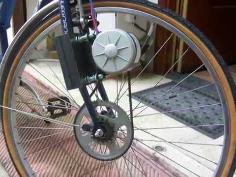 Bicicletta Elettrica Video Manuale Gratis EBE Kit Electric Bike FREE Video User Manual - YouTube