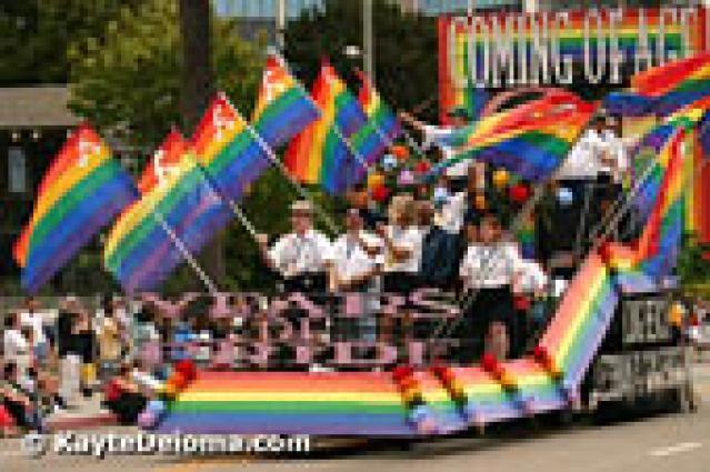 Long Beach Pride Festival and Parade