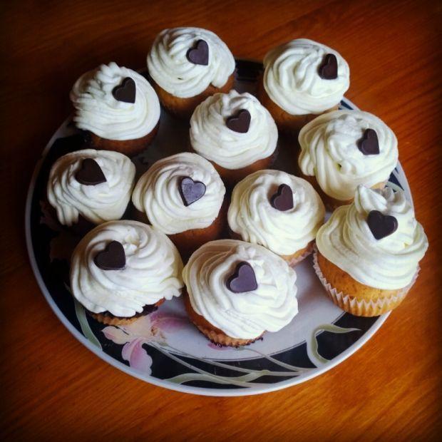 Muffinki z truflową niespodzianką. Nikt im się nie oprze!