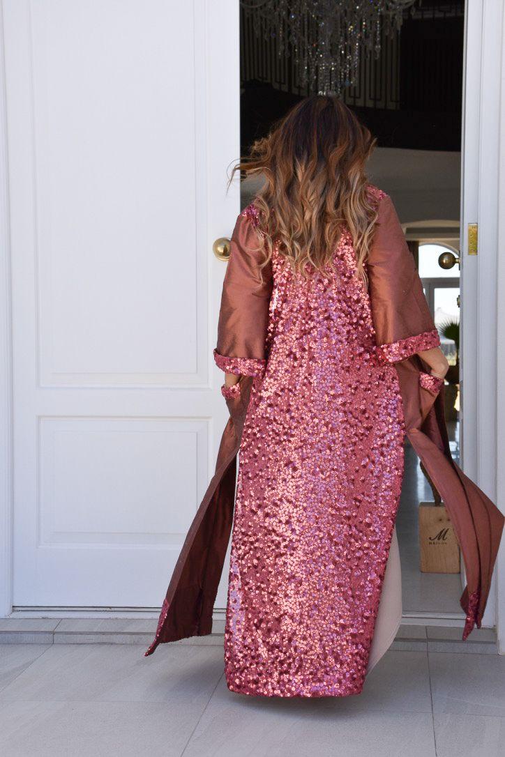 Fashion Trend : Robes Kimonos Sequins Raw Silk #HauteEdit hauteedit.com