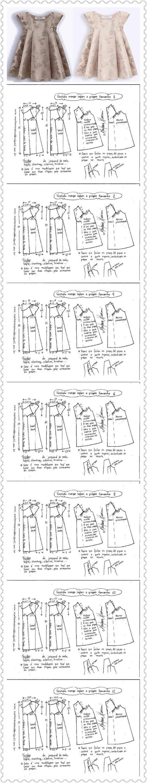 Girl's dresses Más: