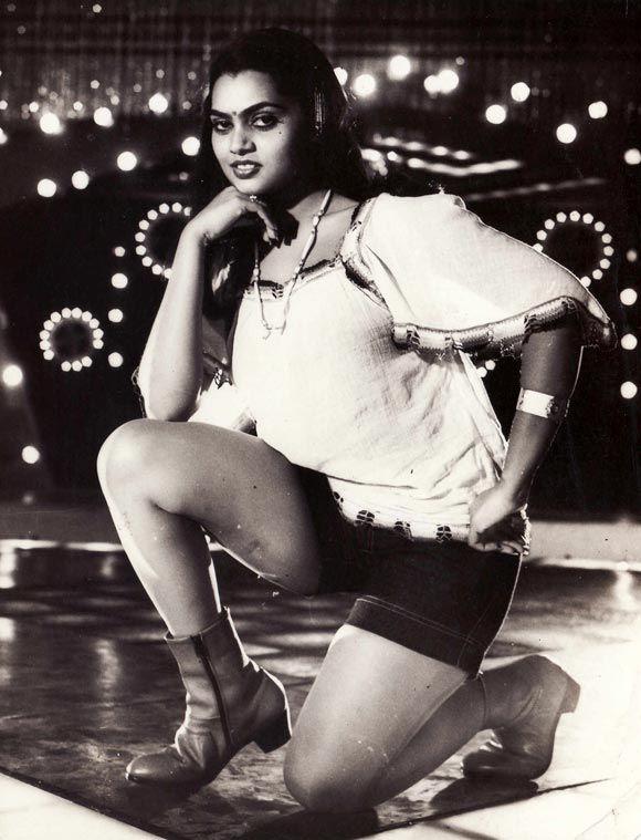 """silk smitha: """"entertainment, entertainment and entertainment"""""""