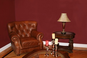 DIY Leather Upholstery Repair | Stretcher.com - How to repair tears in leather upholstery.