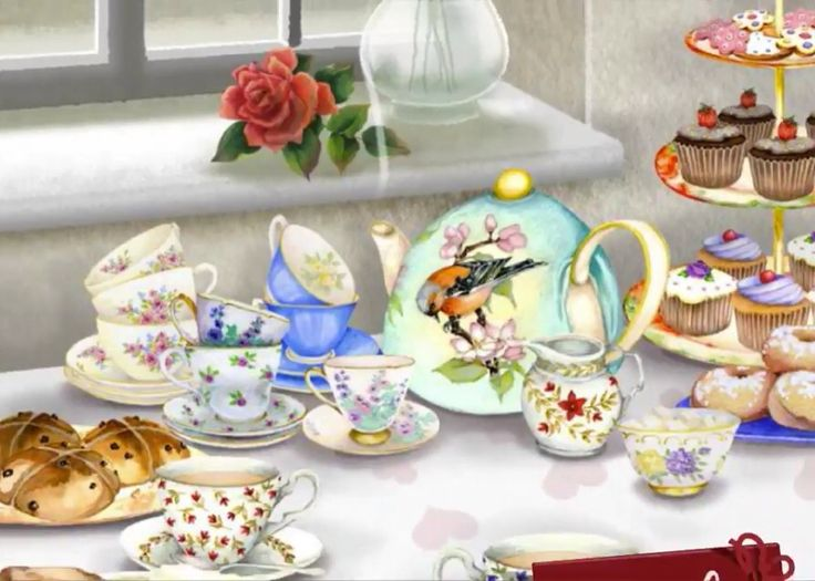 jacquie lawson animated e cards tea cups sweets jacquielawsoncom the most - Jacquie Lawson Halloween Cards