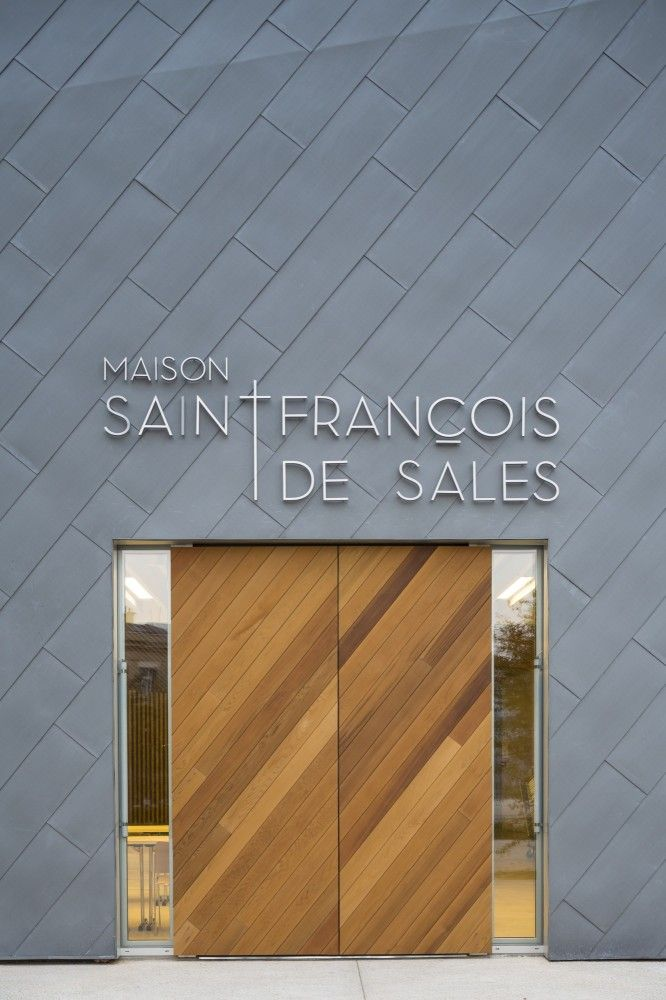 Ensemble Pastoral Catholique / Atelier d'Architecture Brenac-Gonzalez