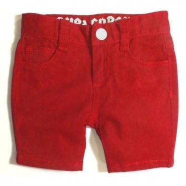 RYB Neon Lights Red Shorts $44