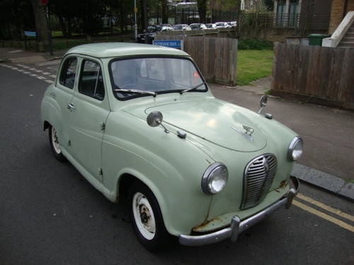 austin a30 complete restoration project car for sale 1956 fiat 39 s mini 39 s vw and other. Black Bedroom Furniture Sets. Home Design Ideas