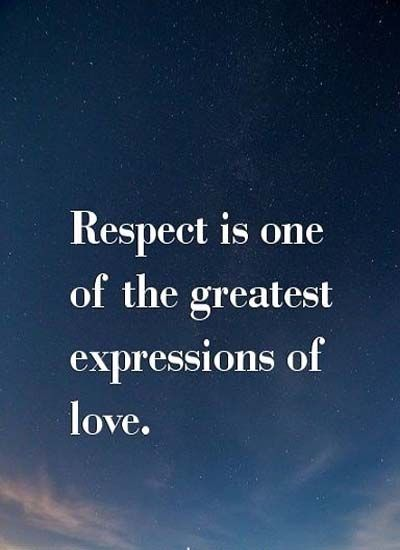 And I totally respect you xxx