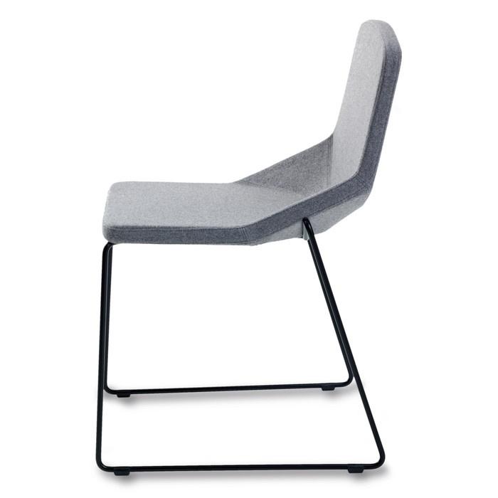 Stuhl Formula Mittelgrau | Möbel, Wohnzubehör