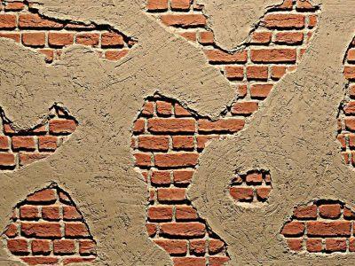Beton Tuğla Duvar Görünümlü Fiber Panel M-2500 wall panels