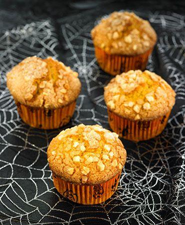 Muffins de calabaza y canela  Panes y bollería  Recetas saludables con estilo y profesionales  Delicooks. Tu portal gastronómico.