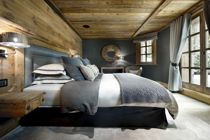 Chalet Le Petit Chateau Courchevel VIP bedroom 4