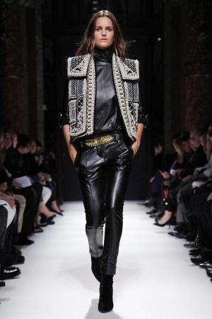b 2012Balmain Ready, Balmain Rtw, Paris Fashion, 2012 Balmain, Fashion Aw, Fall 2012, 2012 Paris, Aw 2012, Aw 2012 13