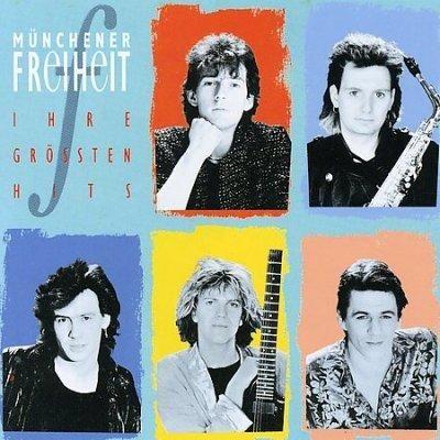 Sony Munchener Freiheit - Ihre Grossten Hits/Greatest Hits