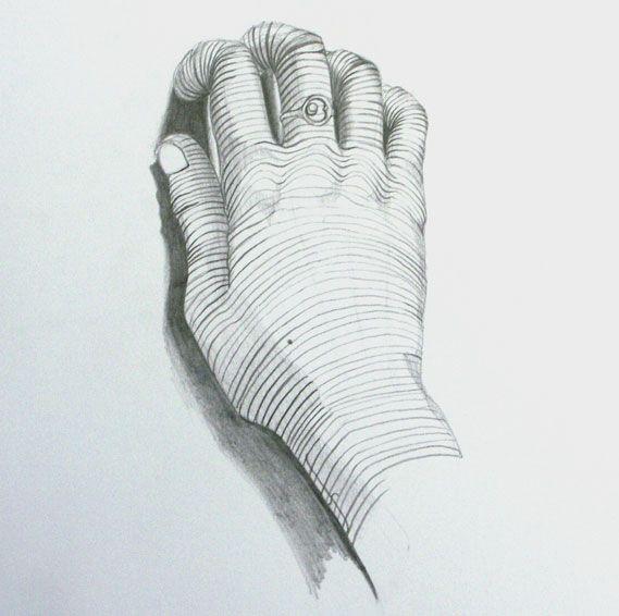 Contour Line Drawing Software : Images about elements of design line contour