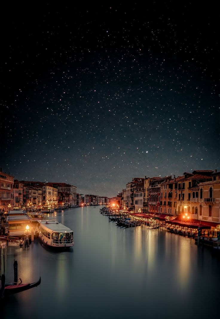 good night venice by guerel sahin on 500px