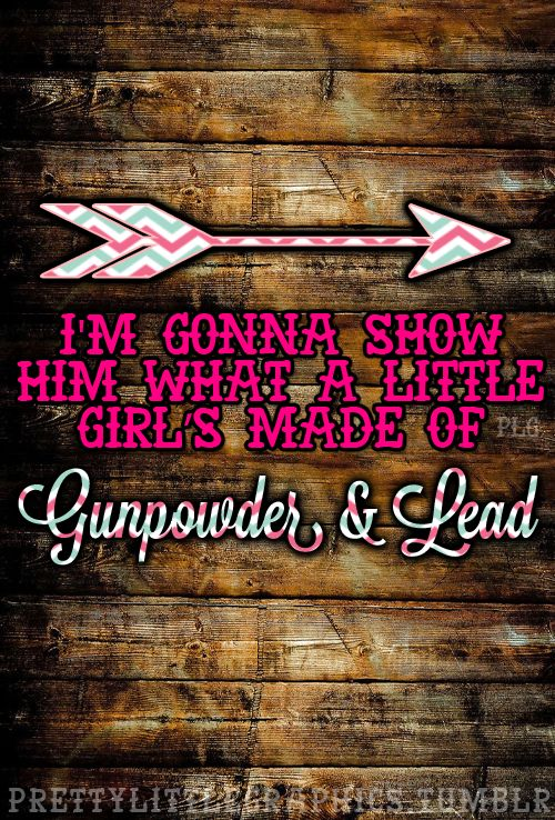 <<<<<-------> Gunpowder + Lead. ML.