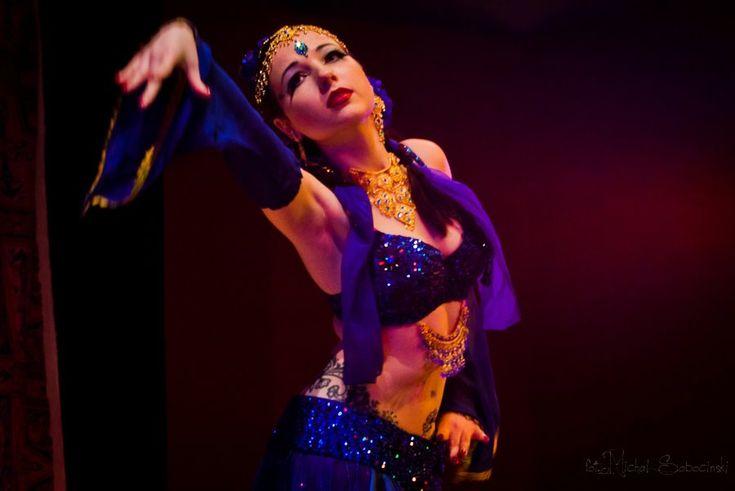 Persian / Tribal Fusion belly dancer 1 by Apsara-Art.deviantart.com on @deviantART