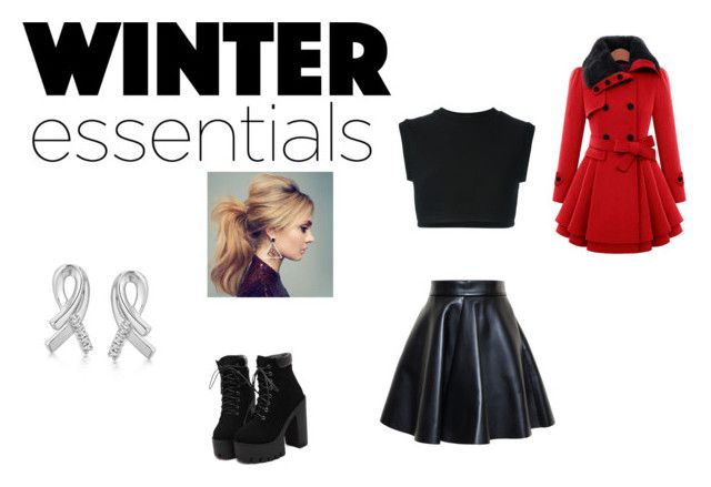 """Winter badass"" by willowokimaw on Polyvore featuring MSGM and adidas Originals"