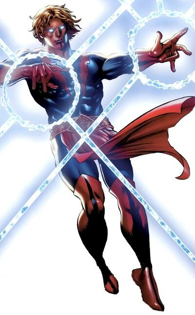 ADAM WARLOCK head master of sky haven
