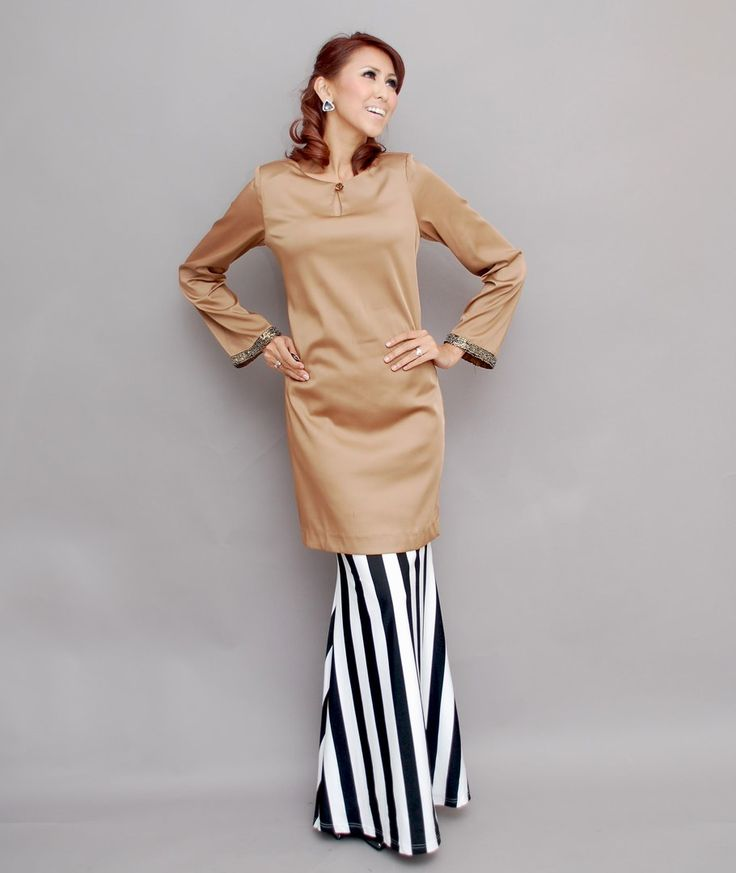 Kurung Striped Bottom - Studiofrost.net