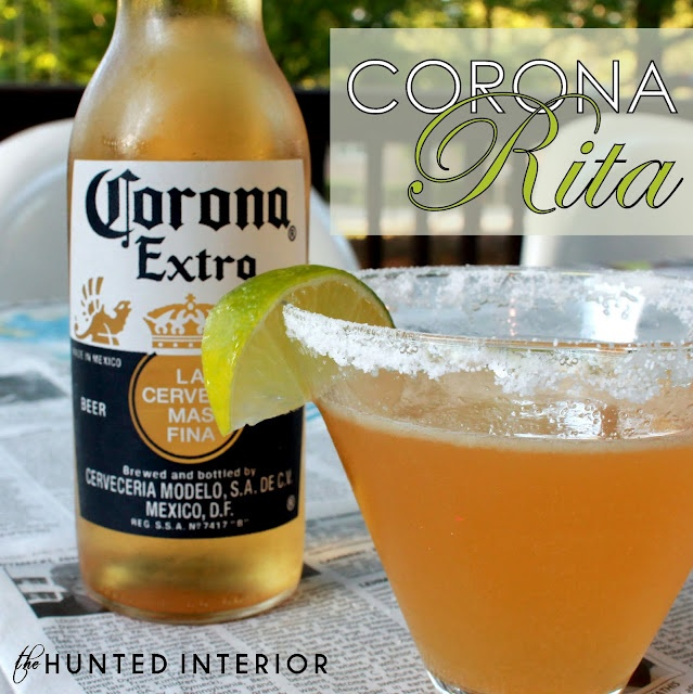 Summer drinks - can't wait!Corona Rita, Corona Margaritas, Summer Drinks, Amazing Drinks, Coronarita Yum, Hunting Interiors, Coronarita Janypani, Mason Jars, Cocktails