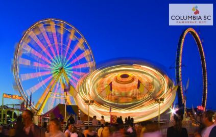 South Carolina State Fair Grounds - Entertainment & Venues | Columbia, SC