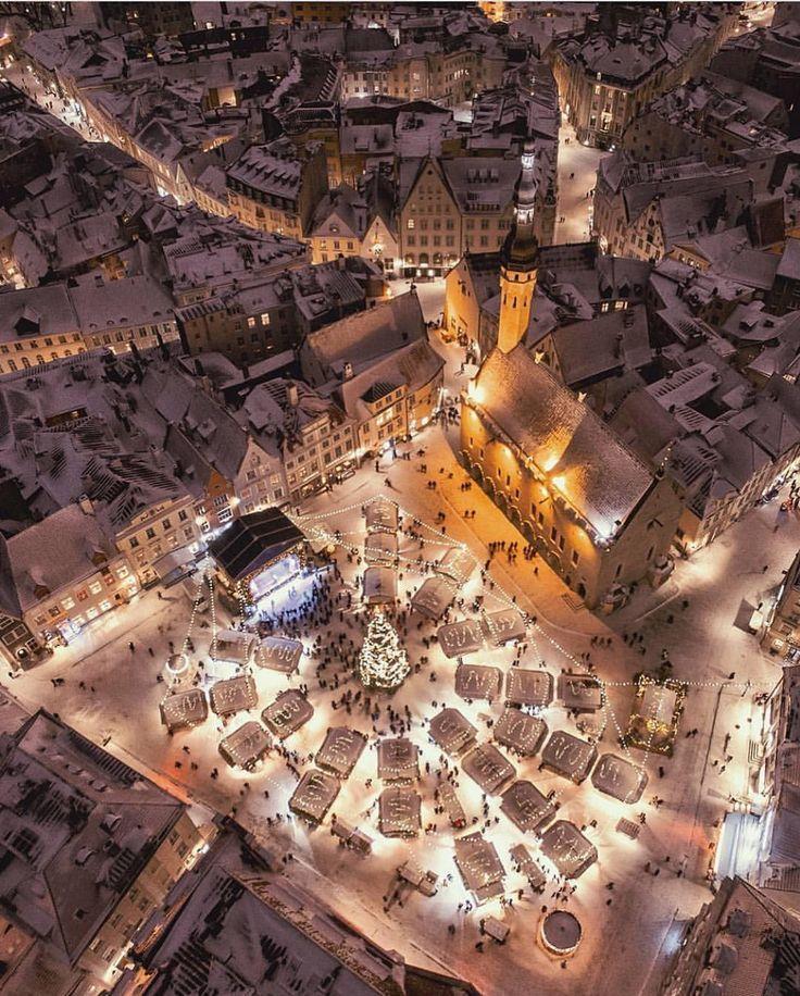 いいね!185千件、コメント1,139件 ― Wonderful Placesさん(@wonderful_places)のInstagramアカウント: 「Christmas Market in Estonia ✨❤️❤️❤️✨ Picture by ✨✨@sixtensepp✨✨ . #wonderful_places for a feature ❤️」