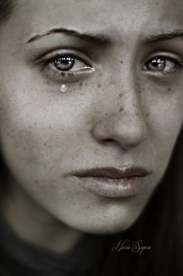 Big girls, don't cry by Nuria Segura  , via 500px