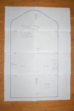 Free envelope clutch pattern. …