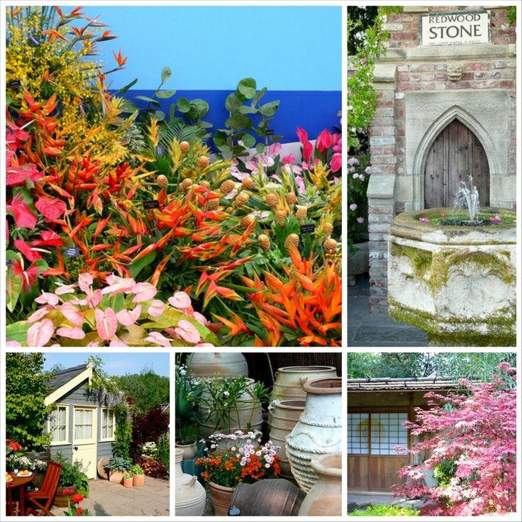 Exhibition of flowers in Chelsea | Выставка живых цветов в Челси