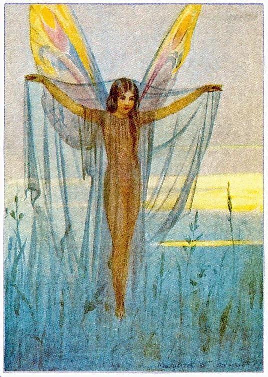 Image result for vintage fairy art