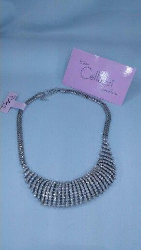 Cellucci Jewellery classic fashion necklace #prom #fashion #necklace #montreal