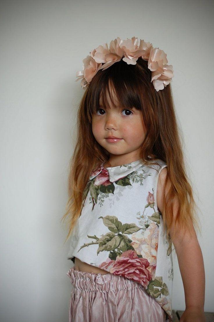 best Flower girls images on Pinterest Marriage Flower girl