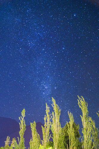 Cielos del Valle. Valle del Elqui. Pisco Elqui