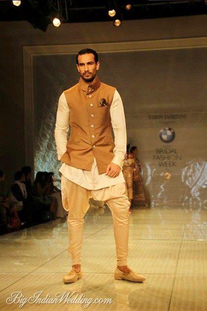 Tarun Tahiliani smart collection for men