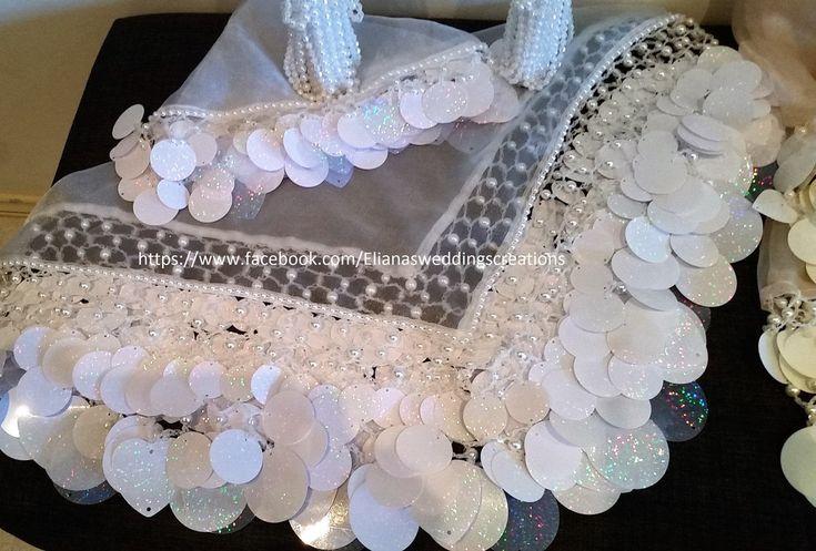 detailed bride white scarf ( yalekhta) by yalekhtaandkopala on Etsy