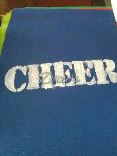Estampado cheer