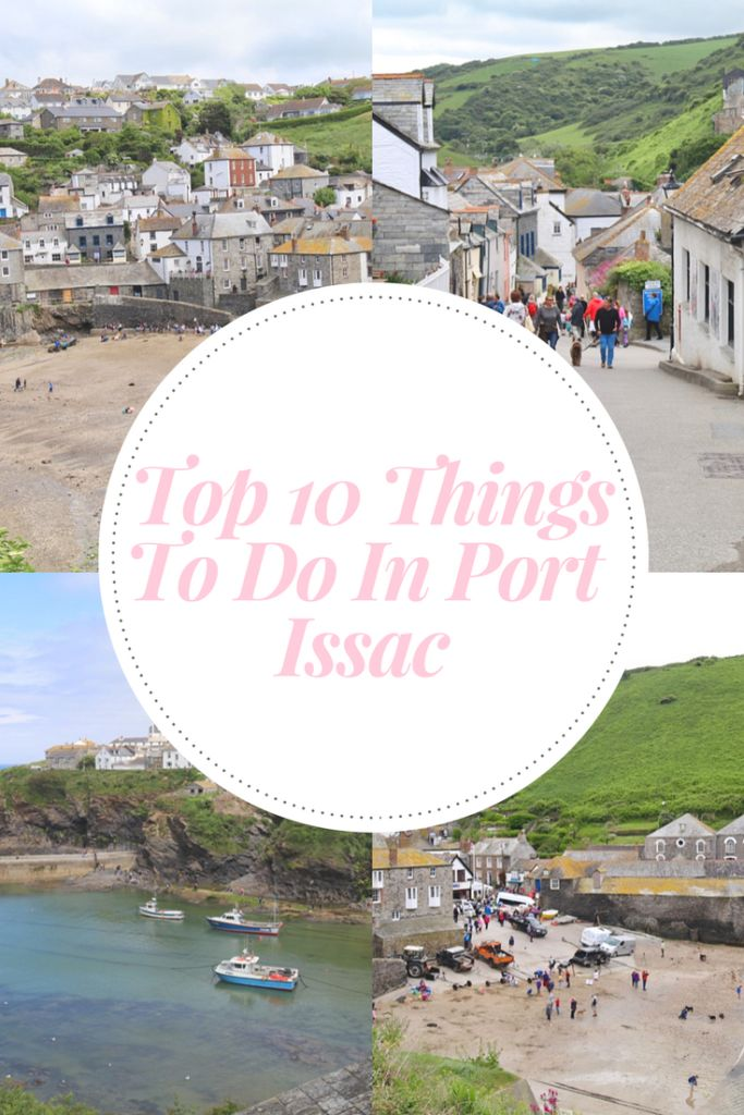 Top 10 Things To Do In Port Issac, Cornwall. Best of Port Issac with children.