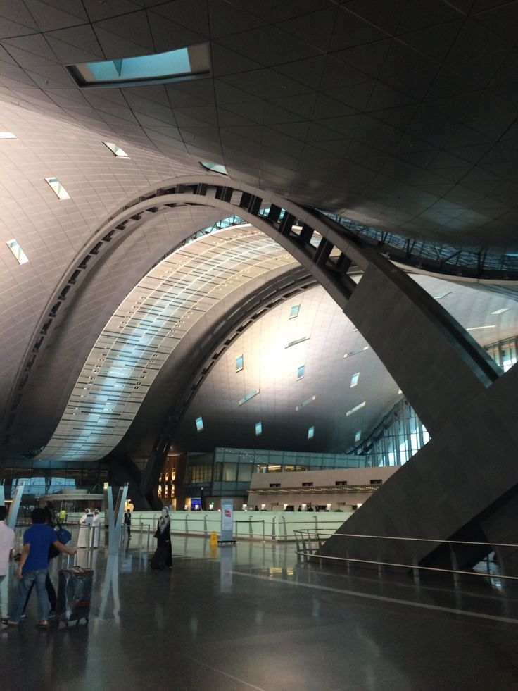 Hamad international Airport Doha Qatar