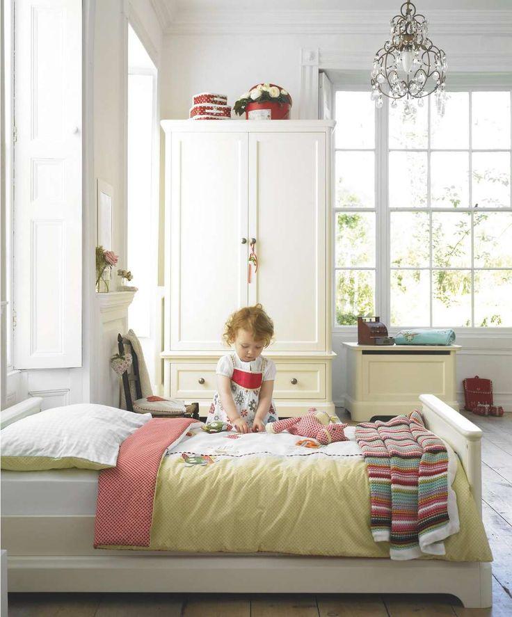 Orchard Wardrobe - White - Classic - Mamas & Papas
