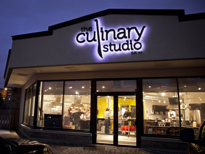 The Culinary Studio   http://www.theculinarystudio.ca   740 Belmont, Kitchener