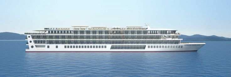 5 nuove navi fluviali da crociera per American Cruise Line