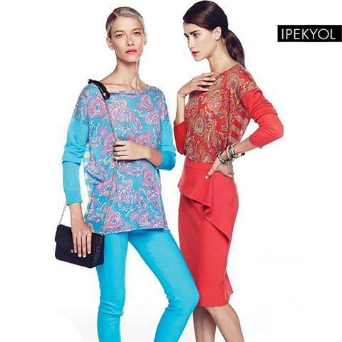 Kalite ve şıklığı moda severlerle buluşturan İpekyol, en trendy desenleri bu sezon doğadan ilham alıyor. Yeni sezon İpekyol koleksiyonu ile yaz havasını kışın da hissedeceksiniz!   #newseason #İpekyol #moda