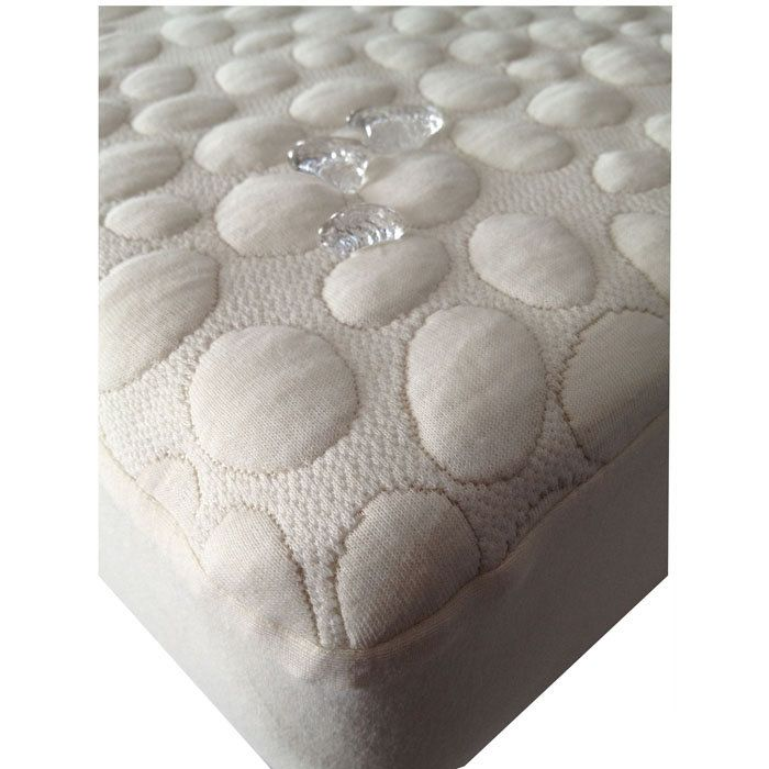 dream decor pebbletex quilted organic cotton waterproof mattress pad deals on bamboo waterproof organic cotton boonie coupons