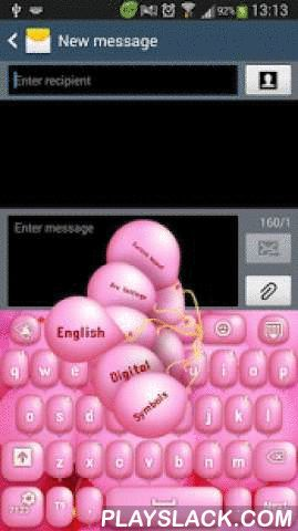 Balloons Keyboard  Android App - playslack.com , Have some fun and celebrate how awesome this day is. Maybe it's your birthday! Let's have a party, we're bringing the decorations. Customize the keyboard of your smartphone or tablet with the new Balloons Keyboard for GO Keyboard. The pink balloons are very happy and cute. They will brighten up your day for sure. Download the new Balloons Keyboard theme today and have a party with soft pink balloons and a lot of good cheer! Get it today, it's…