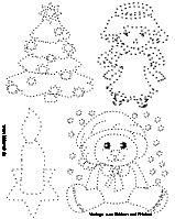 Weihnachten and basteln on pinterest - Sticken vorlagen kostenlos ...